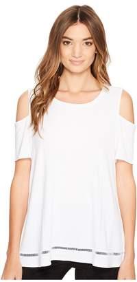Lysse Mira Top Women's Short Sleeve Pullover