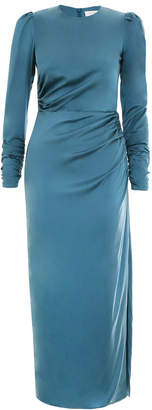Zimmermann Ruched Drape Dress