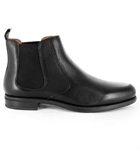 Florsheim Glendale Plain Vamp Chelsea Boot W/ Almond Toe Profile