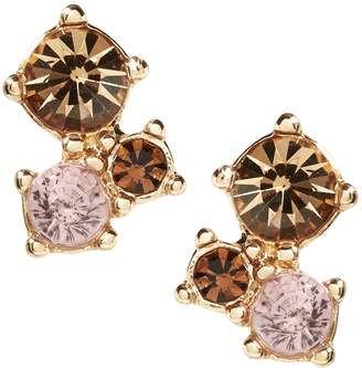 Banana Republic Delicate Color Cluster Stud Earring