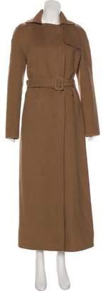 CNC Costume National Wool Long Coat