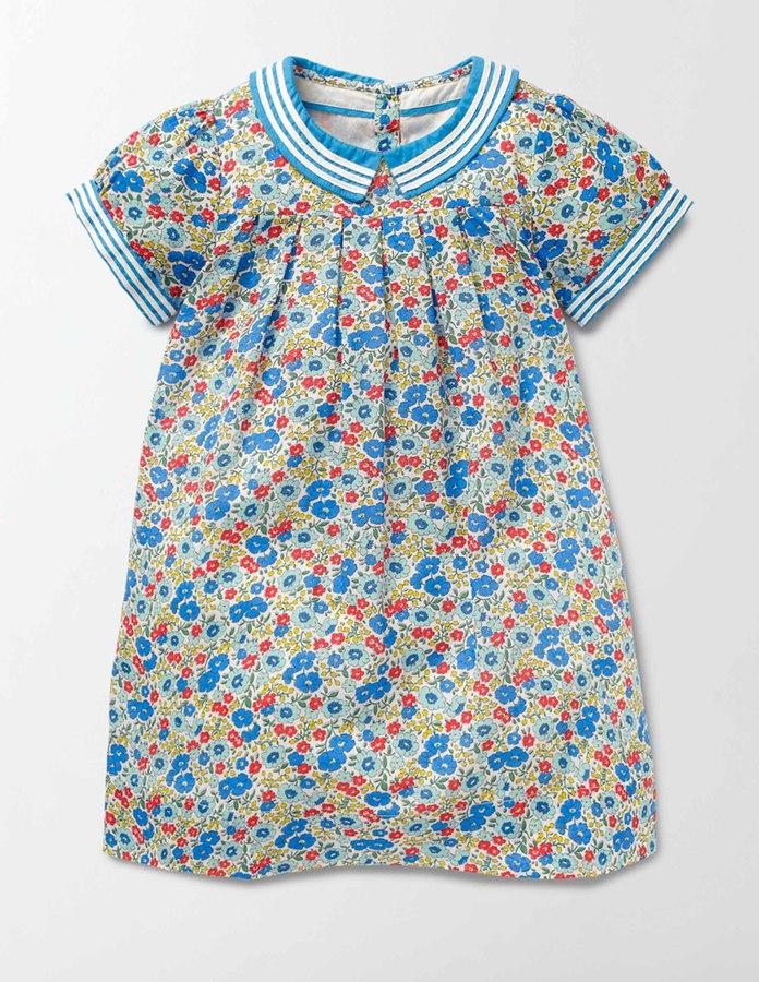 BodenPretty Collar Dress