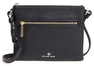 Celine Dion Adagio Leather Crossbody Bag