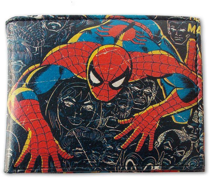 Marvel Comics® Close-up Spider-ManTM Wallet