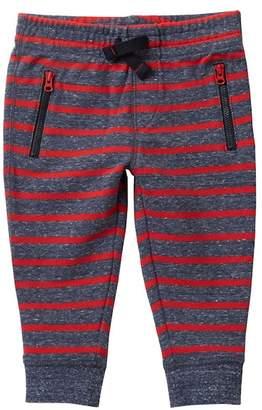 Joe Fresh Knit Striped Joggers (Baby Boys)