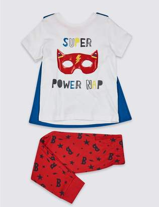 Marks and Spencer Pyjamas with Cape (1-7 Years)