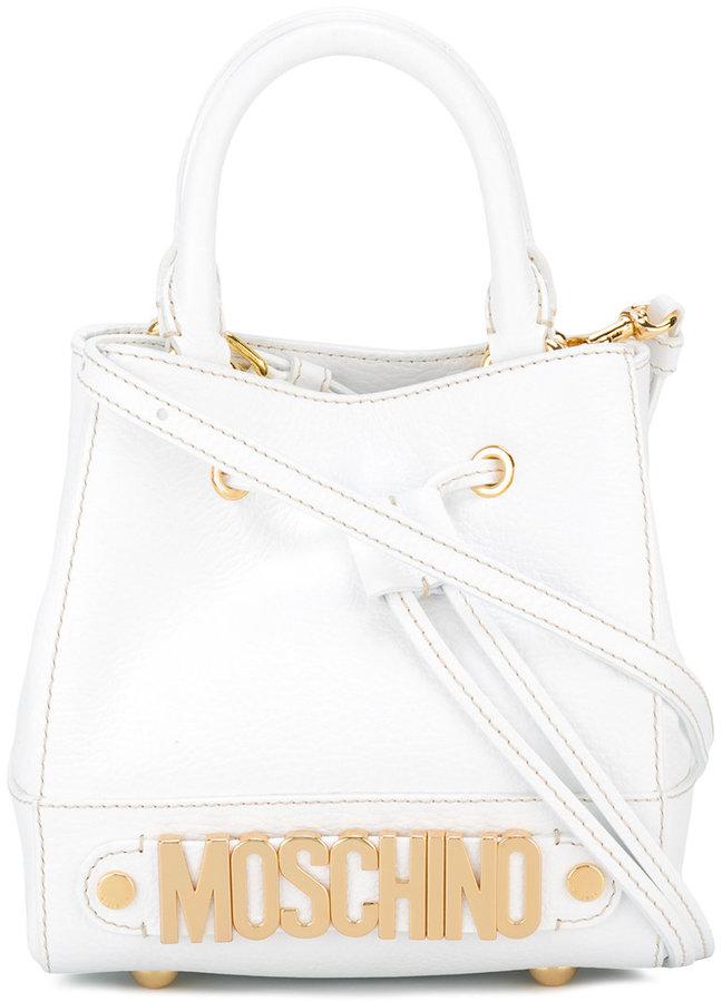 MoschinoMoschino mini branded bag