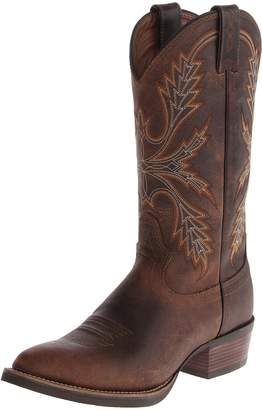 "Justin Boots Men's Silver Collection 13"" Western Boot"