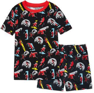 Disney 2-pc. The Incredibles Pajama Set Boys