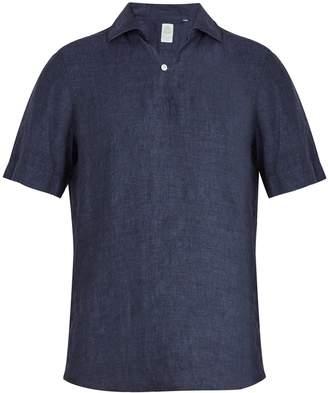 Finamore Palma linen shirt