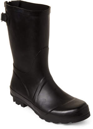 Cougar Black Sam Mid Rain Boots