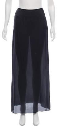 Prada Embellished Maxi Skirt