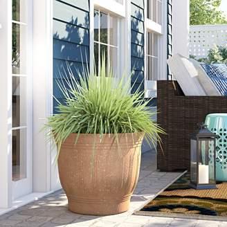 Sol 72 Outdoor Estelle Plastic/Resin Pot Planter