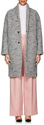 Pas De Calais Women's Nubby Wool Bouclé Coat