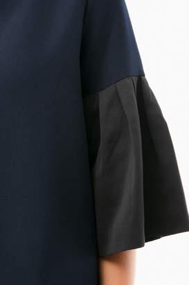 Avon Lane By Tuckernuck Black Harper Bell Sleeve Blouse
