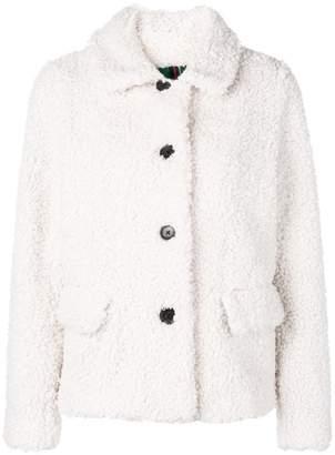 Paul Smith faux fur jacket