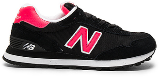New Balance 515 Sneaker in Black $70 thestylecure.com