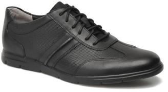 Men's Denner Race Low Rise Lace-Up Shoes In Black - Size Uk 7.5 / Eu 41
