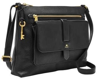 Fossil Kinley Crossbody Handbag Black