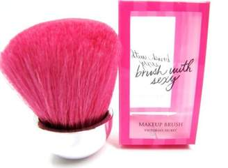 Victoria's Secret Brush with Sexy Makeup Brush by