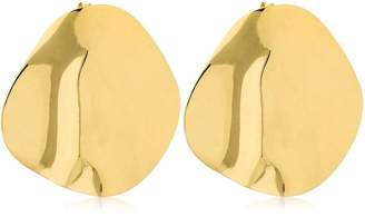 Cornelia Webb Polished Organic Shape Stud Earrings