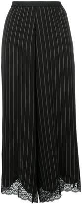 Antonio Marras pinstripe full skirt