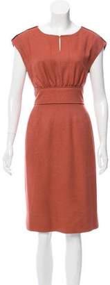 Dolce & Gabbana Woven Silk Dress