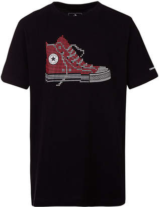 a9ae6182332d at Macy s Converse Big Boys Chuck Taylor Graphic Cotton T-Shirt
