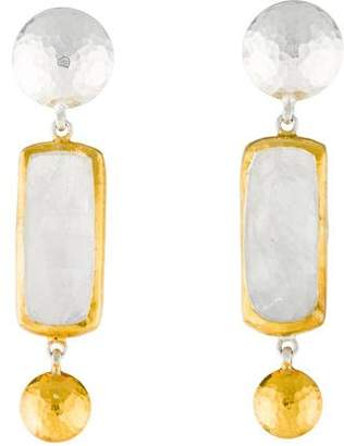 Gurhan Moonstone Drop Earrings