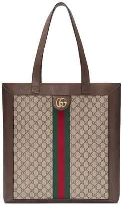 ca807f59a9b Gucci Ophidia soft GG Supreme large tote