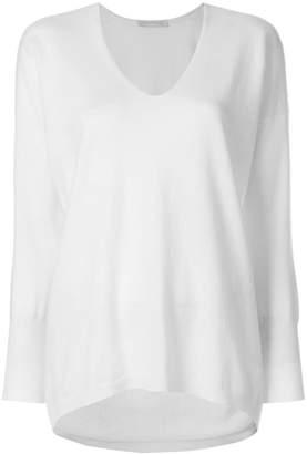 Fabiana Filippi cashmere v-neck jumper