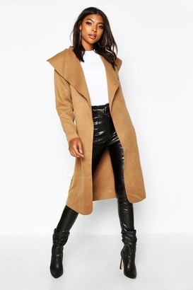 boohoo Tall Shawl Jacket