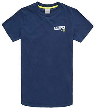 Bench Boy's Tape Tee T-Shirt,(Manufacturer Size: 11-12)