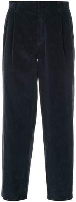 Kolor corduroy tapered trousers