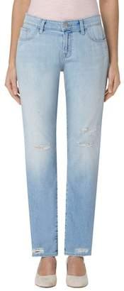 J Brand Amelia Straight Leg Jeans