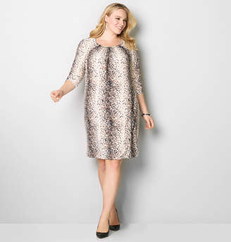 Avenue Hardware Speckle Sheath Dress