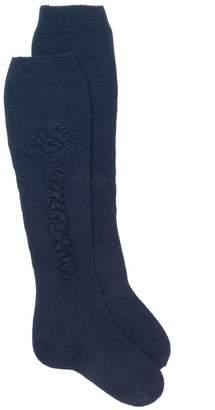 Barrie knee-length socks