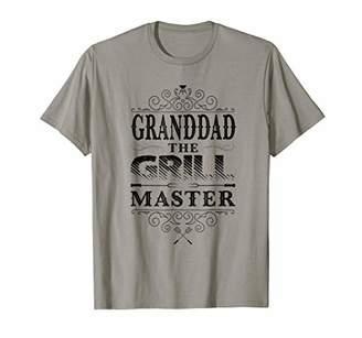 DAY Birger et Mikkelsen Family Father's Granddad The Grill Master T-shirt Men