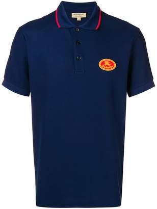 Burberry archive logo polo shirt