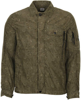Overshirt - Dark Olive