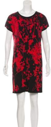Diane von Furstenberg Alix Merino Wool Dress