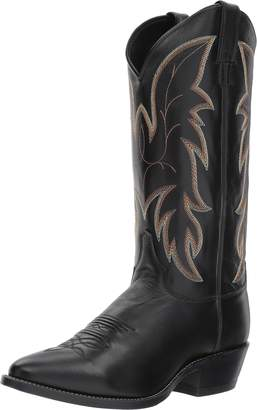 "Justin Boots Men's U.S.A. 13"" Classic Western Boot Medium Round Toe"