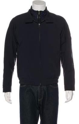 Prada Sport Harrington Layered Jacket