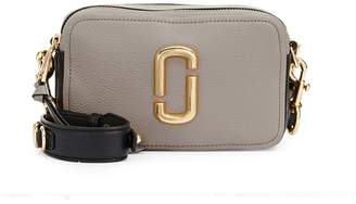 Marc Jacobs The Softshot 21 Leather Crossbody