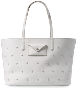 Marc By Marc Jacobs Metropoli Studs 48 Leather Tote