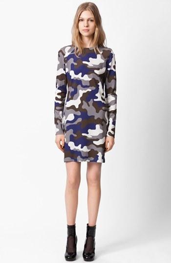 Christopher Kane Camo Print Dress