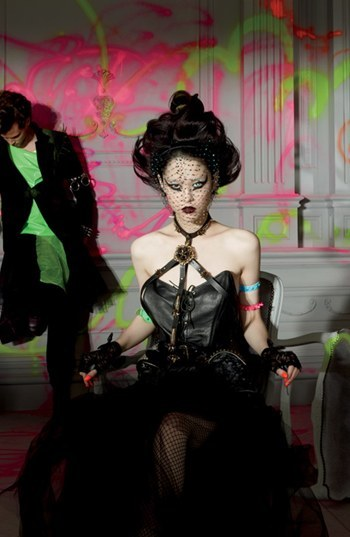 M·A·C MAC 'Haute & Naughty - Too Black Lash' Mascara - Black