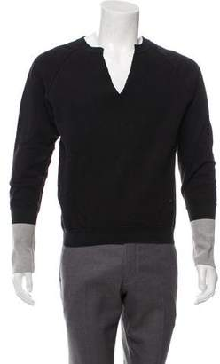 Alexander McQueen Long Sleeve Sweatshirt