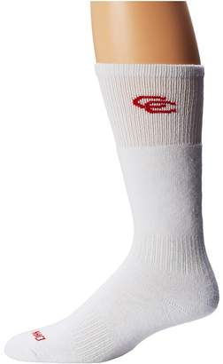 Dan Post Cowgirl Certified Over the Calf Socks 4 pack Women's Crew Cut Socks Shoes