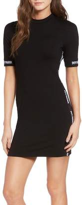 Ivy Park Logo Elastic Body-Con Dress